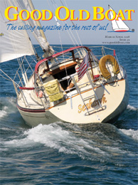 March/April 2008 Good Old Boat Magazine Cover
