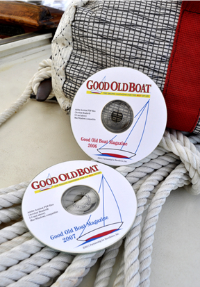 New back issue CDs 2006-2007