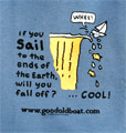 If You Sail t-shirt